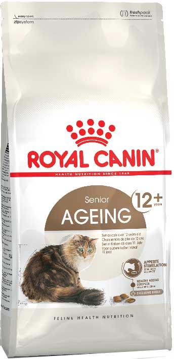 Royal Canin Ageing 12+ - корм Роял Канин для кошек старше 12 лет 2 кг