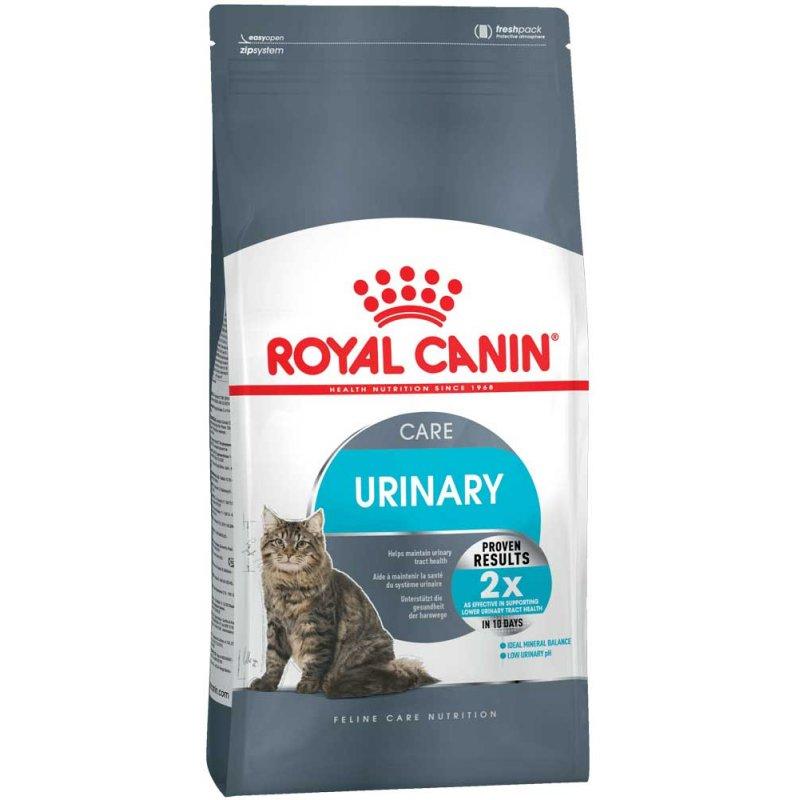 Royal Canin Urinary Care Cat - корм Роял Канин для профилактики образования мочевых кристаллов 400 г
