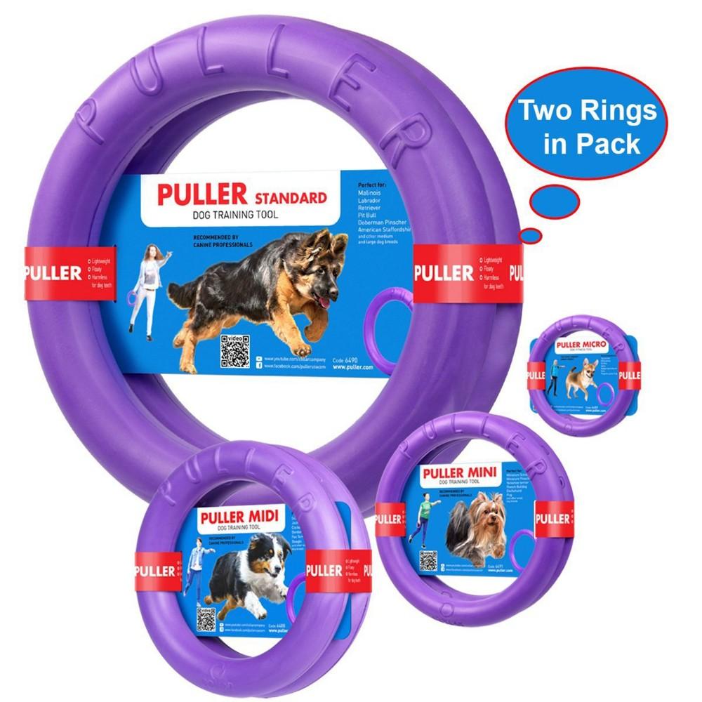 Collar PULLER (Пуллер) тренировочный снаряд для собак 28 см